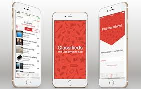 classifieds marketplace ios template in swift