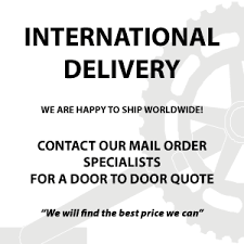 price for a international delivery cyclesense tadcaster