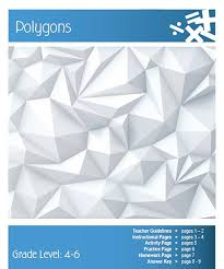 polygons lesson plan clarendon learning
