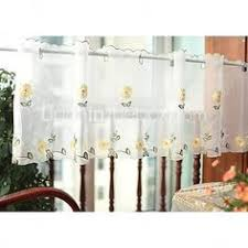 Owl Kitchen Curtains by Petite Floral Window Curtains Or Valances Any Size By Redbeauty