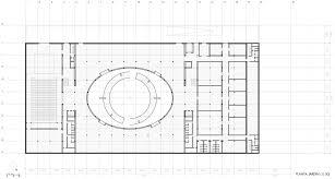 museum floor plan dwg museo de la memoria de andalucia 31 jpg