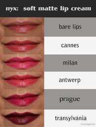 Lipstik Nyx Transylvania nyx cannes lip review the of