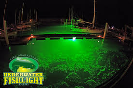 underwater led dock lights green underwater dock light single bulb system guaranteed to