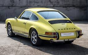 porsche spoiler porsche 911 t with chin spoiler 1971 wallpapers and hd images