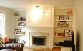 How To Reface A Fireplace by How To Shiplap A Fireplace Or A Wall Hometalk