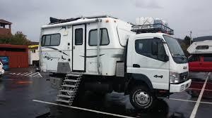 mitsubishi fuso 4x4 expedition vehicle shelter survival bros emergency preparedness