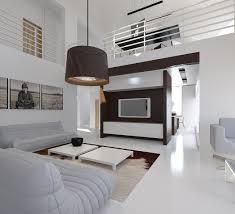 home interior decorating ideas fascinating drum pendant and white interior house designs plus