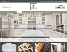 Kitchen Website Design Website Design Web Development Logo Design Portfolio Gvovo
