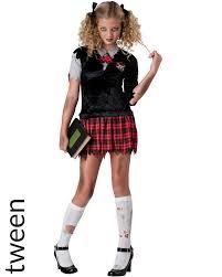 school girl costumes poison league school girl tween costume kids costumes