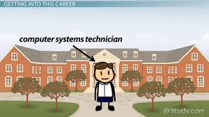 how to become a computer systems technician career roadmap