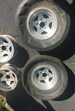 Good Conditon Used 33 12 50 R15 Tires Used Drag Tires Ebay