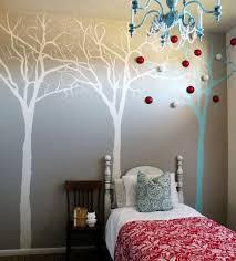 dessin mural chambre déco murale chambre adulte 37 idées diy et é faciles