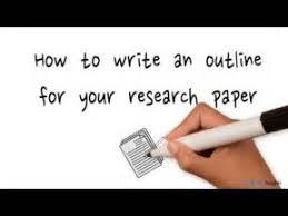 preparing a research paper for preparing a research paper