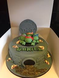 tmnt cake mutant turtles tmnt cake coul be with green