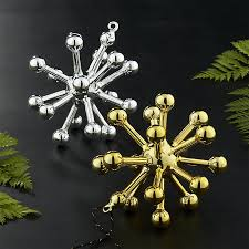 sputnik ornaments cb2