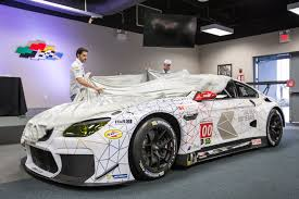 bmw race cars bmw team rll reveals 100th anniversary livery for the bmw m6 gtlm