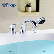 aliexpress buy frap three bathtub faucet three