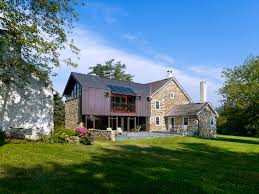 farmhouse addition by wyant architecture project site chester