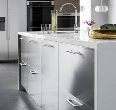 stainless steel cabinets ikea ikea kitchen island with drawers coryc me
