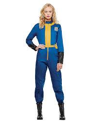 fallout vault jumpsuit vault suit costume fallout spirithalloween com