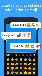 emoji keyboard 6 apk smart emoji keyboard emoticons android apps on play