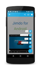 home design story for android the jimdo app for android jimdo support center english