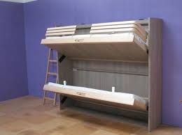 Folding Bed For Kid Folding Beds From Griffon Make Reclaimed Space Look Treehugger