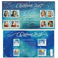 christmas 2017 presentation pack at royal mail shop