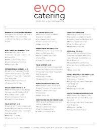 best 25 catering menu ideas on catering catering
