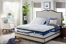 bedding stunning split king adjustable bed sleep zone deluxe
