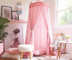 Pink Canopy Bed Bed Canopy Baby Pink