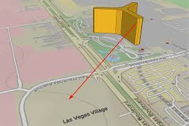 2017 las vegas shooting wikipedia paddock indiscriminately fired hundreds of rifle rounds 490 yards 450 m from the 32nd floor of the mandalay bay hotel towards the concertgoers at las