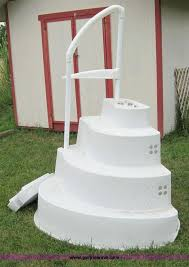 wedding cake pool steps wedding cake pool steps reviews best wedding cake above