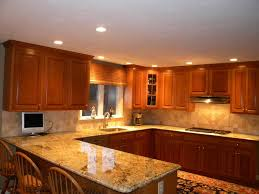Granite Kitchen Countertops by Namibian Gold Granite Installed Design Photos And Reviews Granix