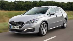 2017 Peugeot 508 Sw Review Top Gear
