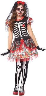 day of the dead costumes skeleton day of dead costume costume craze