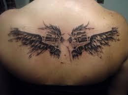 445 best tattoo u0027s images on pinterest tattoo ideas pistol