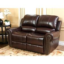 Reclining Sofa With Console by Leather Reclining Sofa Loveseat Set Darrin Leather Reclining