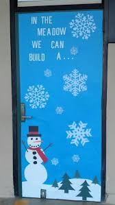 Winter Door Decorations Lovely Best 25 Holiday Door Decorating