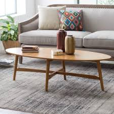 Oval Wood Coffee Tables 48 In Wide Up Coffee Tables Hayneedle