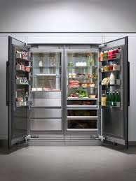 design tips from luxury and celebrity interior designers the modernist refrigerator from dacor that nicole chose for her clients in the san francisco bay area with dual mounted cameras they ll never wonder if