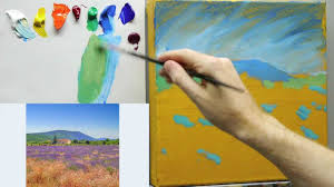 how to paint like monet lessons on impressionist landscape