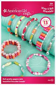 beaded bracelet kit images American girl crafts bracelet kit wrap roll arts jpg