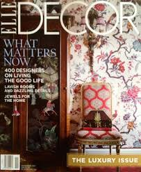 dec a porter imagination home what is your luxury elle decor