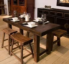 Kitchen Table With Bench And Chairs Home Design Small Kitchen Table And Bench Set From Topfurniture