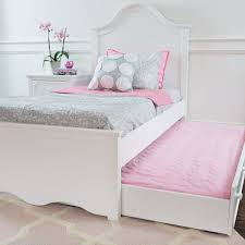 kids furniture awesome trundle beds for girls twin bed with