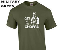 get to the choppa etsy