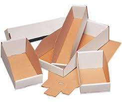 corrugated bin boxes cardboard bins trisupplies florida