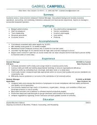 Best Team Lead Resume Example by Sample Fast Food Resume Best Fast Food Server Resume Example Fast