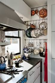 small kitchen kitchen without cabinets 10 genius ways to make a small kitchen feel bigger realtor